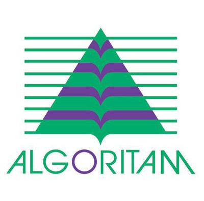 Logo izdavača Algoritam